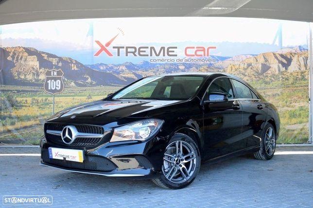 Mercedes-Benz CLA 180 Urban Style Caixa automática