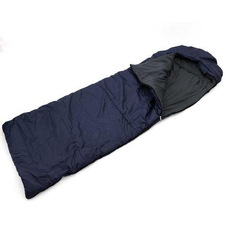 Спальный мешок спальник одеяло с флисом Осень-Весна OSPORT