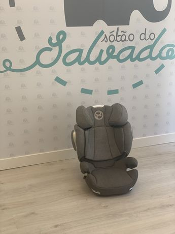 Cadeira auto Cybex Q3-fix Plus