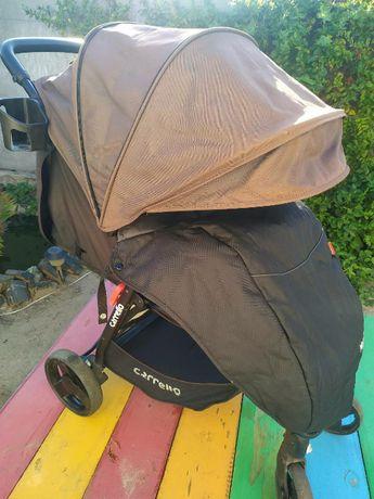 Прогулочная коляска Carello Maestro