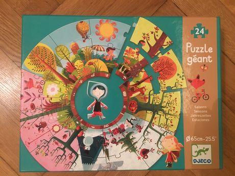 Djeco puzle geant 24 szt