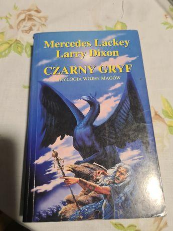 Mercedes Lackey Larry Dixon CZARNY GRYF