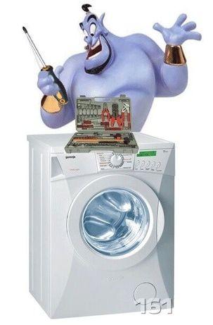Ремонт стиральных машин.Любой район.Вызов бесплатный.