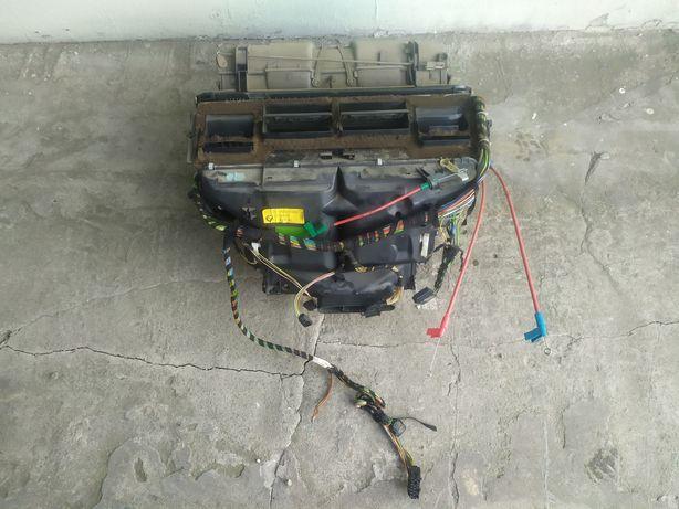 Печка на БМВ е34,блок управління печкою