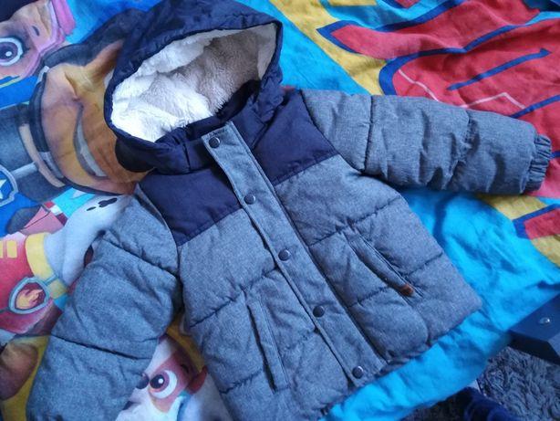 Kurtka zimowa chłopięca H&M