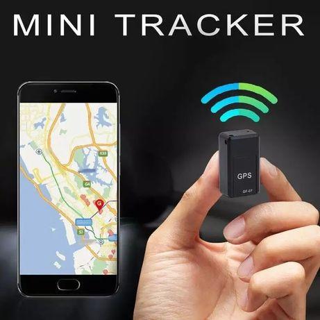 Mini Lokalizator GPS - z ukrytym podsłuchem - NOWY