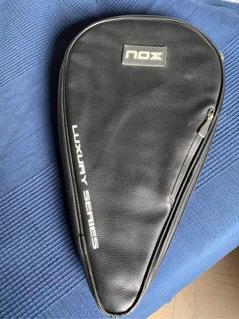 Capa padel Nox para raquetes