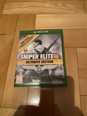 Sniper Elite 3: Ultimate Edition xbox one