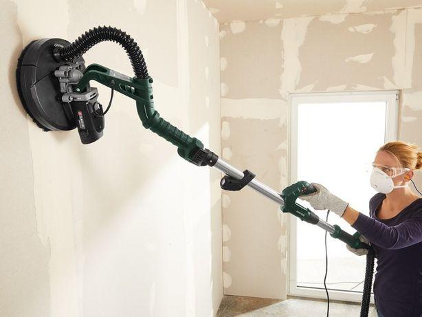 PARKSIDE Szlifierka PWDS 920 A1, 710 W – do ścian i sufitów