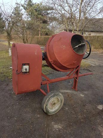 Sprzedam betoniarkę 150l polskiej produkcji