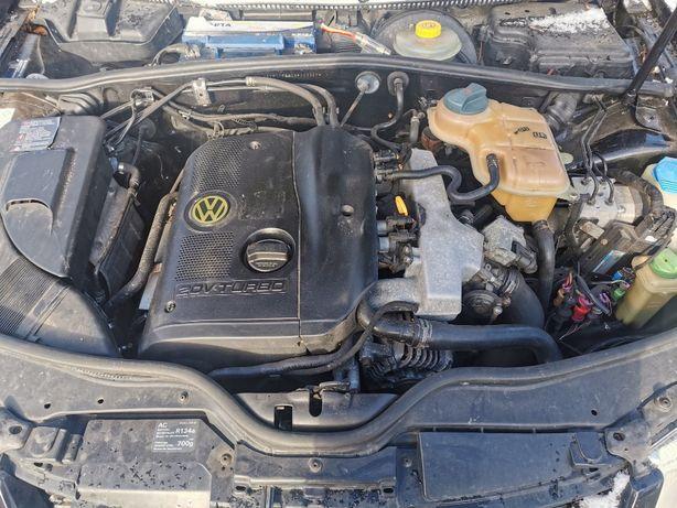 Skrzynia biegów manualna VW Passat B5 lift 1.8T DVX