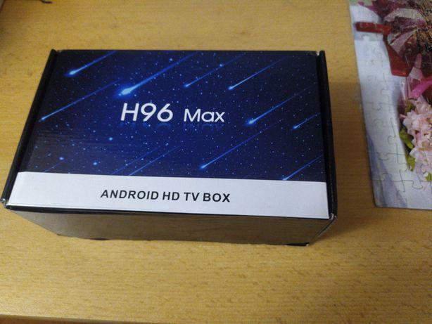 ТВ Приставка, Android TV BOX H96MAX