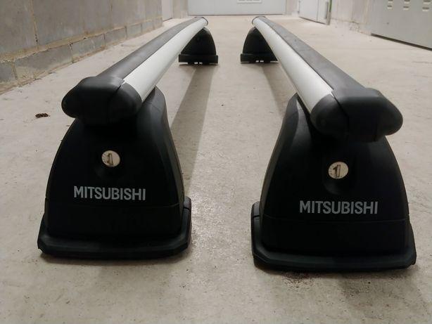 Bagażnik dachowy, belki Mitsubishi ASX 2011