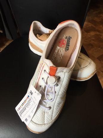 Продам новые немецкие кроссовки фирмы RIEKER  р. 38