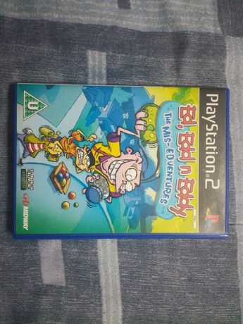Ed, Edd n Eddy™ The Mis-Edventures   Playstation 2 PS2