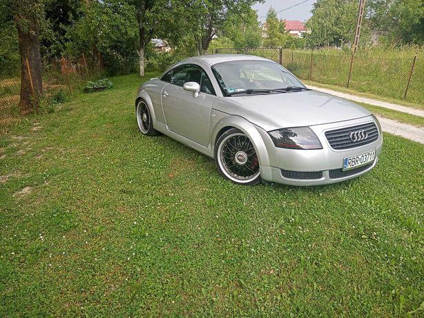 Sprzedam Audi TT 1,8T 180km (zamienię za quada 4x4)