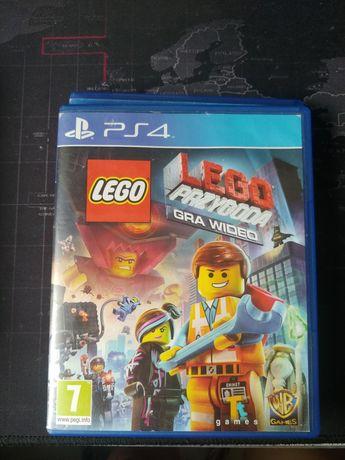 Lego przygoda ps4