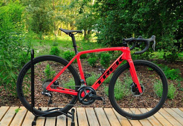 Trek Emonda SL7 2021, Shimano Ultegra Di2, szosa, rower szosowy,