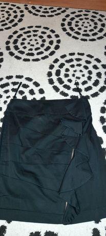 Czarną spódnica rozmiar s
