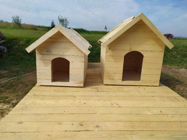 Budy dla psów w różnych rozmiarach
