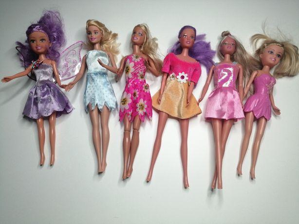 Lalki Barbie, Elsa, Krolewna Śnieżka