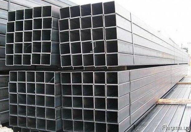 Труба металлическая профильная квадратная и прямоугольная 40 40, 20 20
