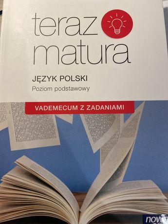 Teraz matura nowa era jezyk polski vademecum z zadaniami