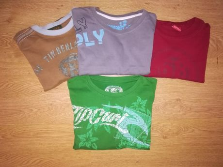 Lote camisolas Rapaz - 10/12 anos