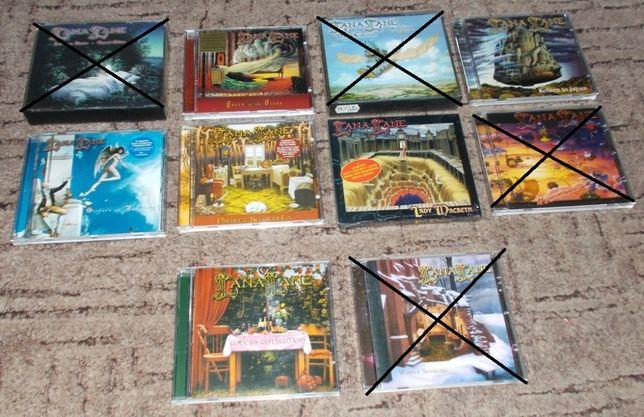 LANA LANE - kolekcja 6 albumów (7 CD):
