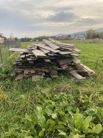 drewno krokwie