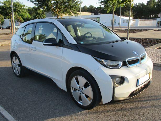 BMW i3 – carro 100% elétrico