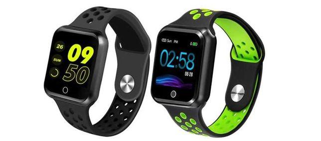 Nowy! Modny smartwatch S-Fit zegarek do Samsung Xiaomi Huawei Iphone