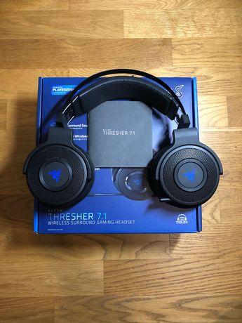 Słuchawki gamingowe bezprzewodowe razer thresher 7.1