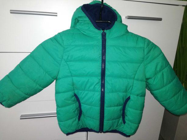 Sprzedam 18-24m. dwie kurtki dla chłopca