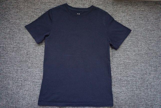 Koszula z krótkim rękawem H&M rozmiar 134/140