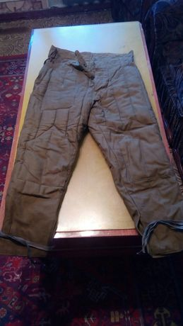 Продам ватные штаны