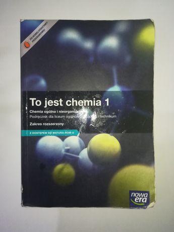 Podręcznik to jest chemia 1