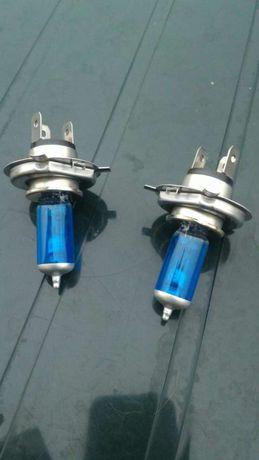 Lâmpadas de médios e máximos H4 halogéneo