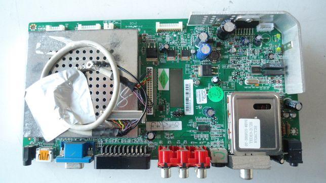 Main Board E246366J-1 94V para TV Philips 26PFL3403/10