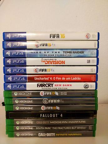 Jogos PlayStation 4 PS4 e Xbox One
