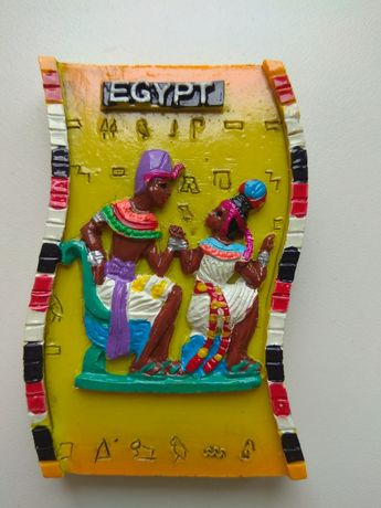 Magnes na lodówkę z Egiptu