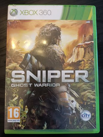 Sniper ghost warrior PL Xbox 360