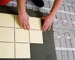 Скидки! Нагрівальний мат для теплої підлоги Volterm Теплий пол
