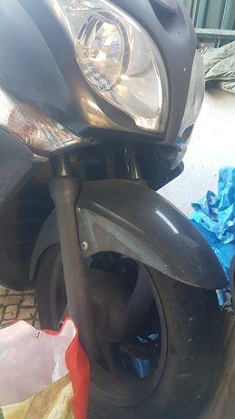 Honda sw t 400 ardida