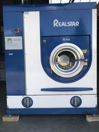 AGREGAT Pralniczy Chemiczny REALSTAR RS 102 10 kg Pralnia magiel Praln