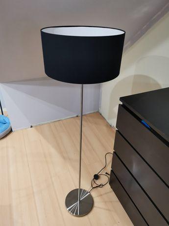 Lampa stojąca czarna  LOFT