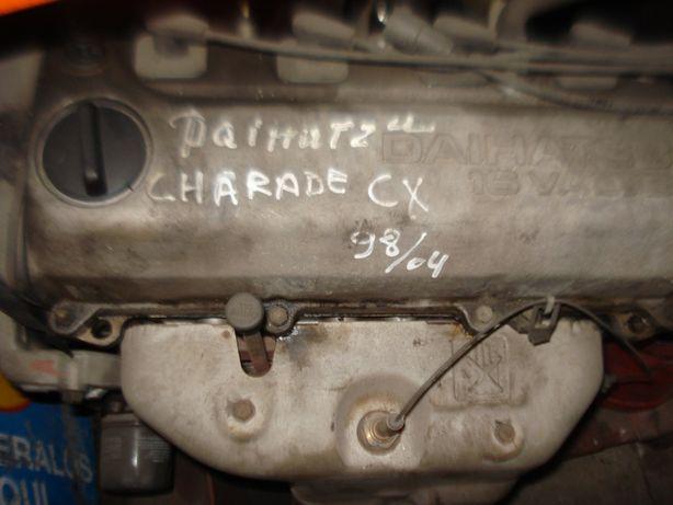 motor e caixa daihatsu charade gasolina ano 1998