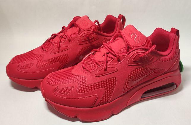 Nike Air Max 200 University Red. Оригинал
