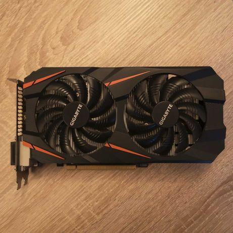 Gigabyte GeForce GTX 1060 WindForce II OC 6GB GDDR5