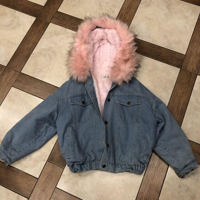 Продам джинсову куртку Стрый - изображение 1